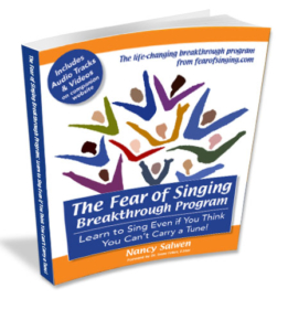 Fear of Singing Book