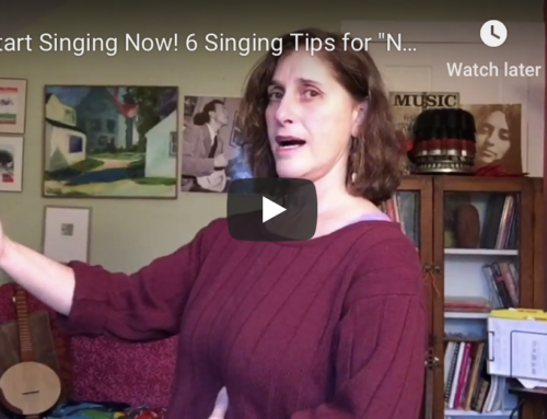 Discover Your Singing Breath